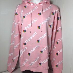 NWT Polaroid sweatshirt hoodie, size Medium